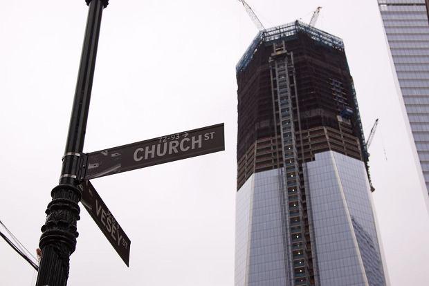 USA. W miejscu WTC powstaje wie�owiec z niesamowitym tarasem widokowym