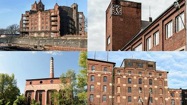 Zabytki architektury przemysłowej