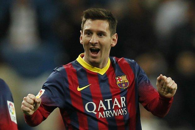 Messi podpala Santiago Bernabeu. - Jego wielkość zaskakuje nawet nas - mówi Andres Iniesta