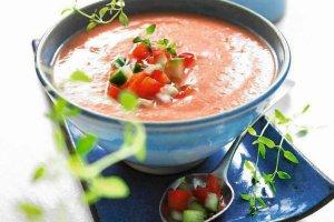 Klasyka hiszpa�skiej kuchni. Gazpacho - aromatyczny i pikantny ch�odnik