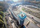 Stadion Olimpijski przechodzi lifting. Pi�ra indyka przywr�c� mu dawny blask [ZDJ�CIA, WIDEO]