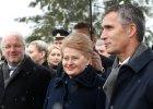 Rosja oburzona, a Litwa murem za pani� prezydent