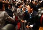 Tokio banzai! Wielka radość w całej Japonii