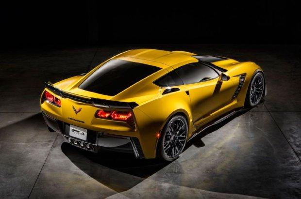 Corvette Z06 | 659 KM za nieca�e 100 tys. euro