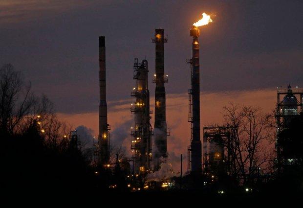 Matactwo cieplarniane koncernów paliwowych
