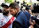 MŚ 2018. Grupowi rywale Peru proszą o zawieszenie kary dla Paolo Guerrero