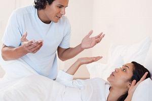 10 najczęstszych powodów awantur w łóżku - kłócimy się tam 167 razy w roku! [RANKING]
