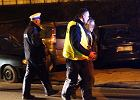 Pijany z dwoma promilami staranowa� trzy samochody w Ursusie [WIDEO]