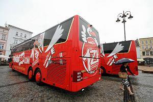B�dzie mniej po��cze� kolejowych i autobusowych z Warszaw�