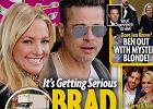 """Brad Pitt i Kate Hudson są parą? """"Wprowadził się do niej"""". Komentuje brat aktorki. """"To jest PIEKŁO!"""""""
