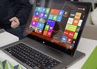 Acer stawia na dotyk, nie na touchpady. Prezentuje 3 nowe urz�dzenia