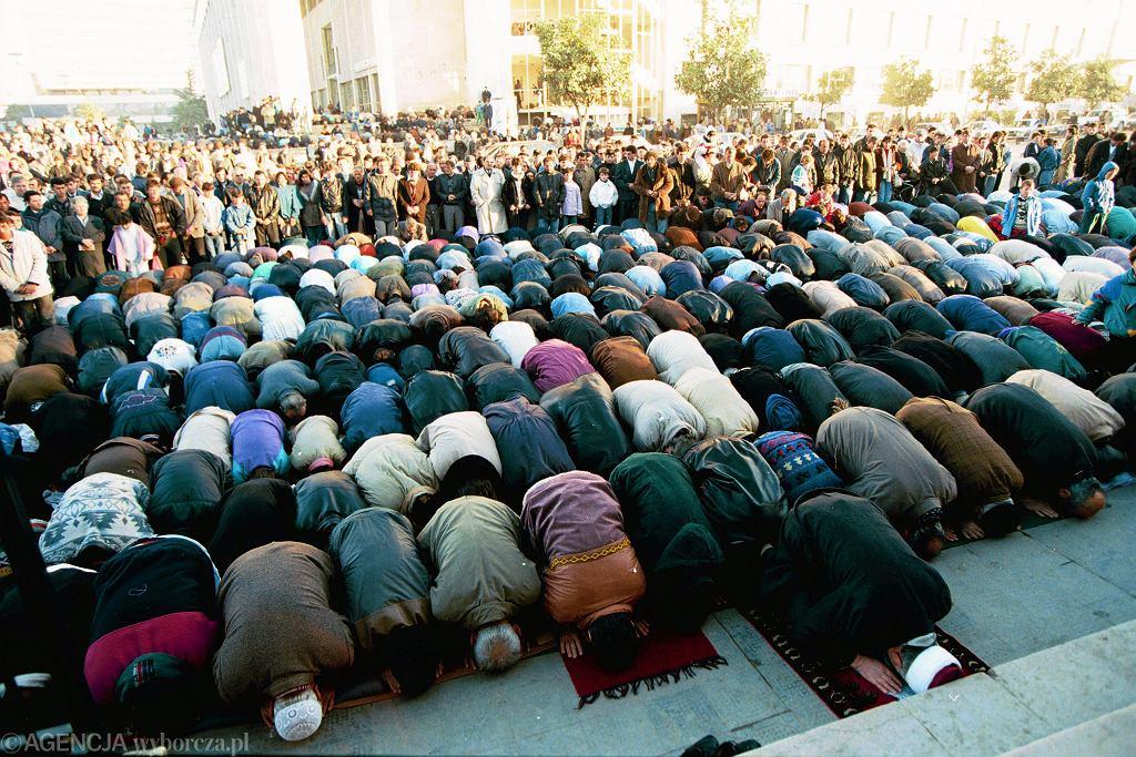 Ramadan zaczyna się dziś