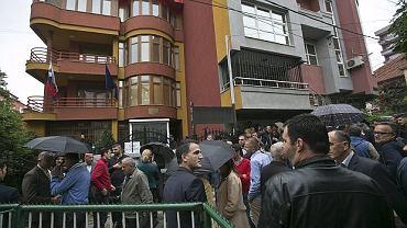 Były premier Kosowa Ramush Haradinaj został zatrzymany na lotnisku w Lublanie na podstawie wydanego w 2006 roku przez Serbię międzynarodowego nakazu aresztowania