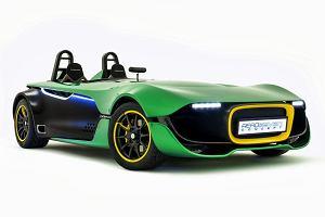 Caterham Aero Seven Concept