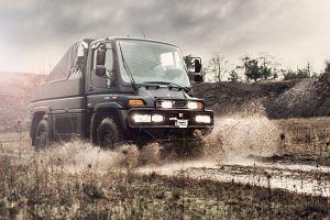 Unimog U400 | Idealne auto dla myśliwego