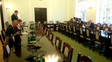 Posiedzenie Komisji Sprawiedliwości i Praw Człowieka.