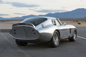 Shelby Daytona Coupe   Legenda powraca po 50 latach!