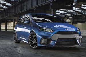 Salon Genewa 2015 | Ford Focus RS | Zn�w na cztery