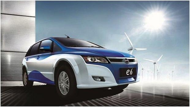 Kto sprzedaje najwi�cej elektrycznych samochod�w w 2015?