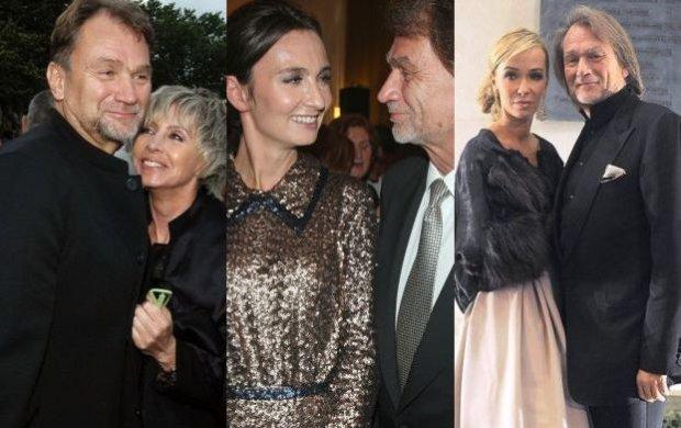 Jan Kulczyk, Dominika Kulczyk, Gra�yna Kulczyk, Joanna Przetakiewicz