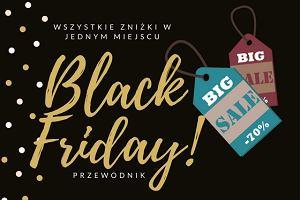 Black Friday, największa akcja rabatowa już w ten piątek. Zobacz, co oferują sklepy