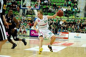 Najlepszy polski koszykarz gra w Stelmecie Zielona G�ra
