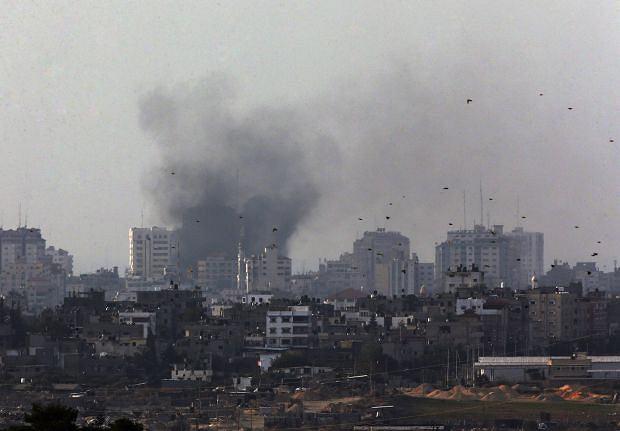 Iran wysy�a statek z rakietami dla Gazy. Izrael go zatopi?