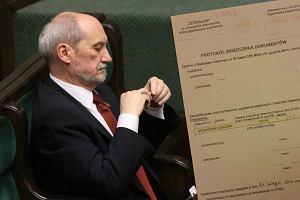 TVP.Info dotar� do protoko�u zniszczenia dokument�w z 10 kwietnia 2010 r. MON potwierdza jego autentyczno��