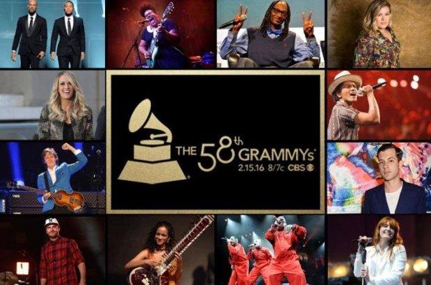 Wczoraj wieczorem, odbyła się gala rozdania najbardziej prestiżowych nagród muzycznych.
