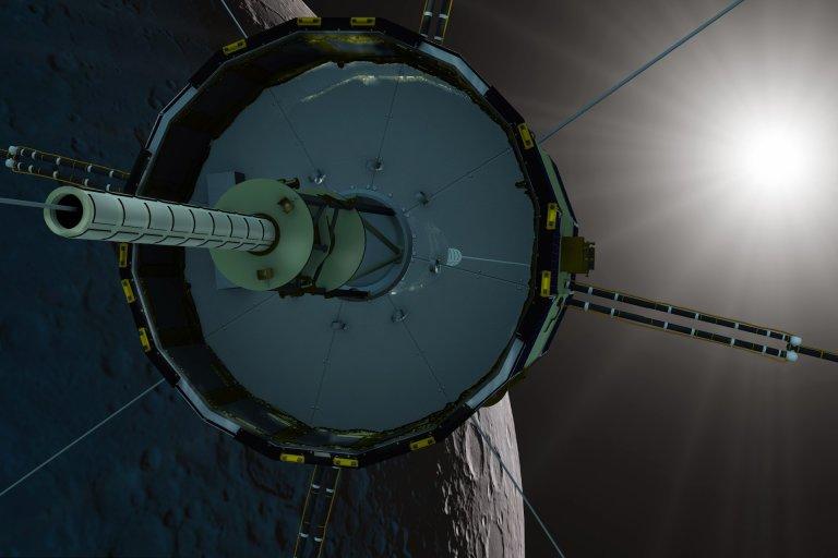 Sonda ISEE-3 powraca