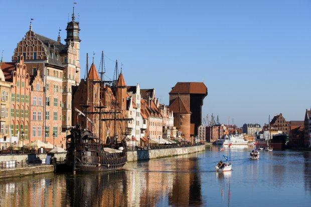 To już oficjalne: prawie nie ma lepszych miejsc na urlop w Europie niż Gdańsk. Podium w prestiżowym plebiscycie