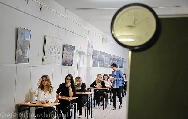 Matura 2017. Matematyka zmorą maturzystów