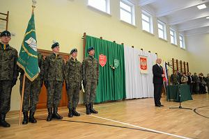 MON szuka szkół chętnych do prowadzenia klas wojskowych