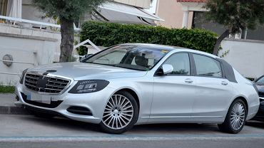 Mercedes S 600 Maybach