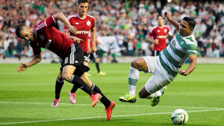 Celtic - Legia 0:2