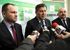 Wydarzenia na Ukrainie nie s�u�� PSL