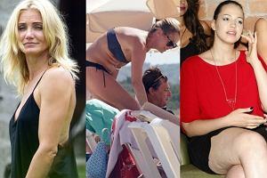 Cameron Diaz, Anna Bałon, Kate Moss