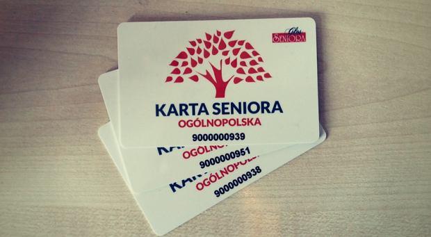 Aktywizacja osób 60+- Program Ogólnopolska Karta Seniora