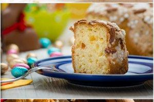 Judasze, ciasto z ca�ymi jajkami na twardo i hamburger z bit� �mietan�. Takie s�odycze je si� w Wielkanoc za granic�
