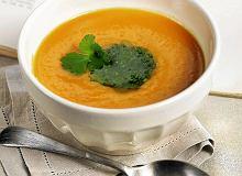Zupa marchewkowo-pomara�czowa z kolendr� - ugotuj