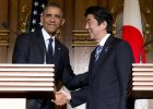 Prezydent USA obje�d�a Azj�. Obama zacz�� od uspokajania Japonii