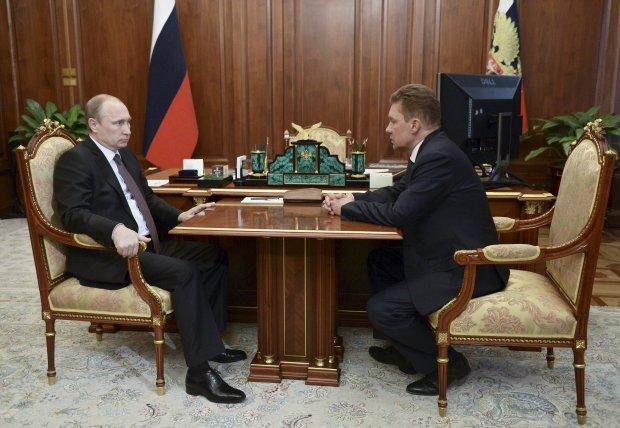 Szef Gazpromu grozi: Europie mo�e zabrakn�� gazu z Rosji