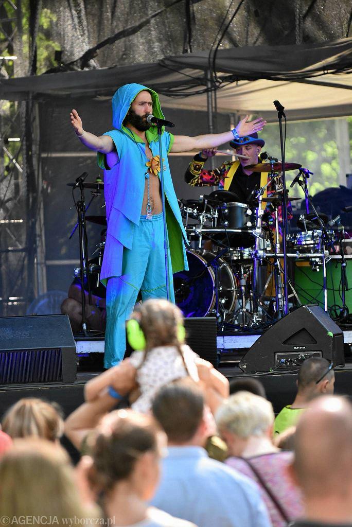 Zespół Łąki Łan wystąpi na Olsztyn Green Festival w sobotę o godz.18 / FRANCISZEK MAZUR