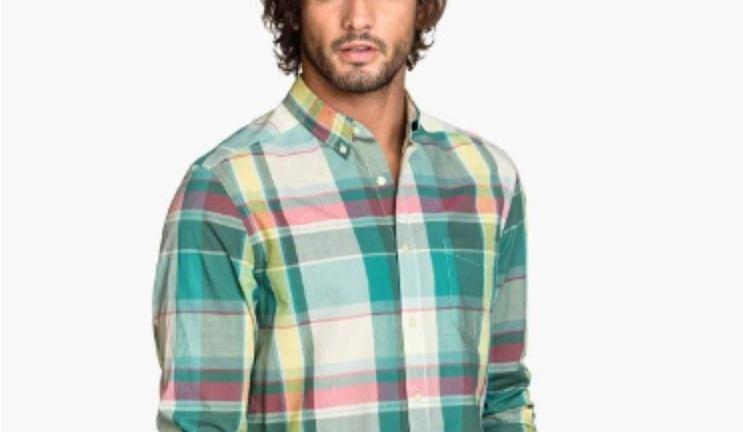 Koszula z kolekcji H&M. Cena: 79,90 zł