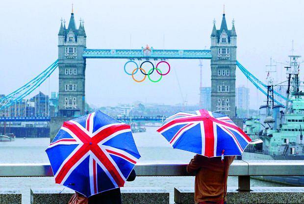 Najzabawniejsze nazwiska sportowc�w w Londynie