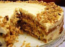 Wykwintny tort marchewkowy - ugotuj