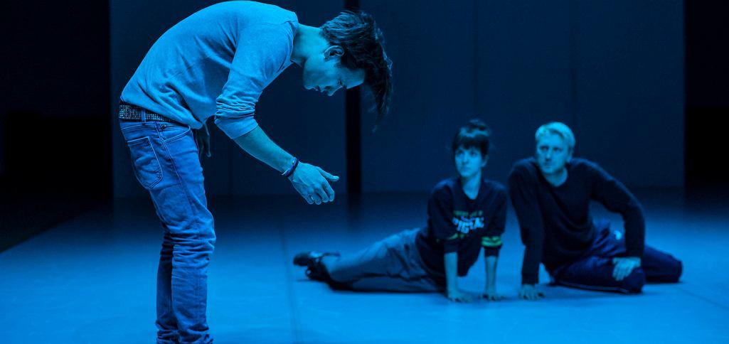 Spektakl '2118' w Nowym Teatrze, reż. Anna Karasińska / MAURYCY STANKIEWICZ