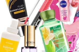 Kosmetyki na lato [PRZEGLĄD NOWOŚCI]