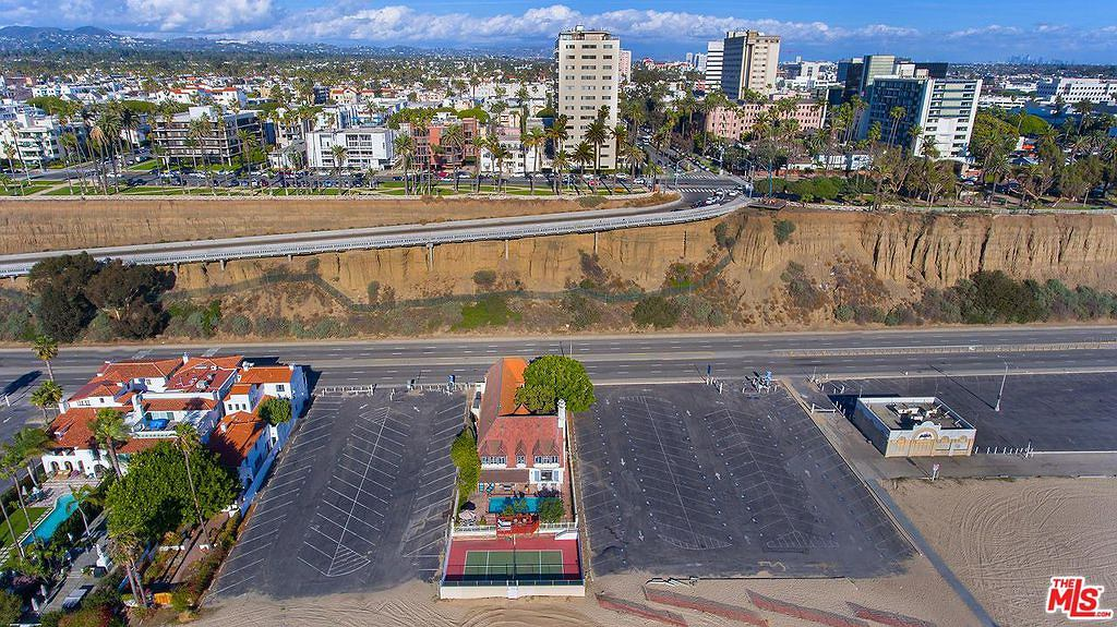 Posiadłość w Santa Monica