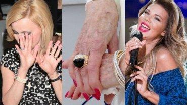 Dłonie zdradzają prawdziwy wiek